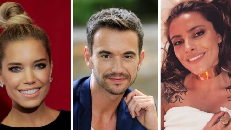 Sylvie Meis, Florian Silbereisen und sophia Thomalla sorgten in dieser Woche für reichlich überraschenden Zündstoff. (Foto)
