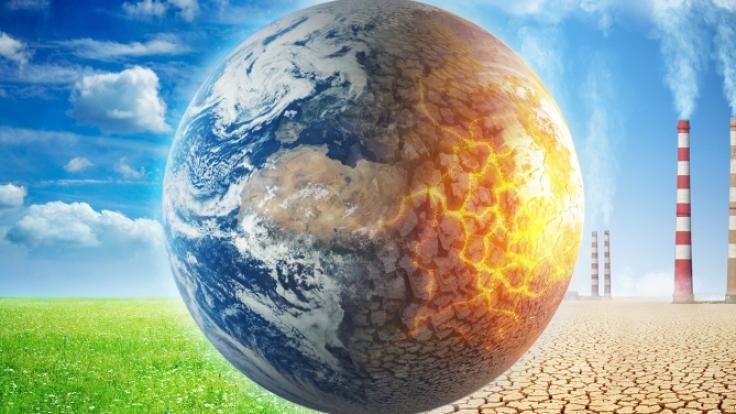 Der Klimawandel hat für das Leben auf der Erde fatale Folgen. (Foto)