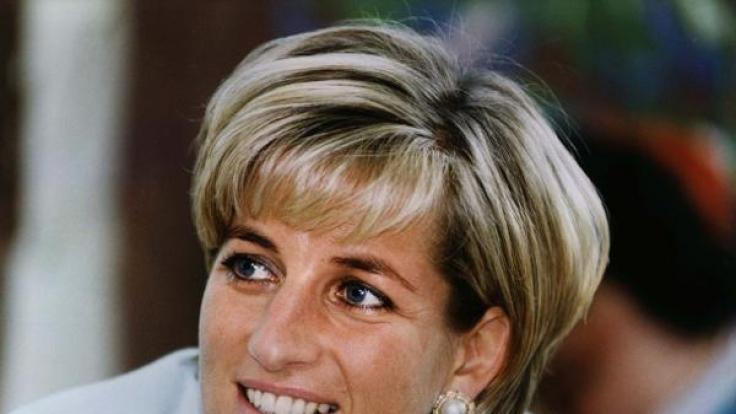 Am 31.08.1997 kam Prinzessin Diana bei einem tragischen Autounfall ums Leben. (Foto)