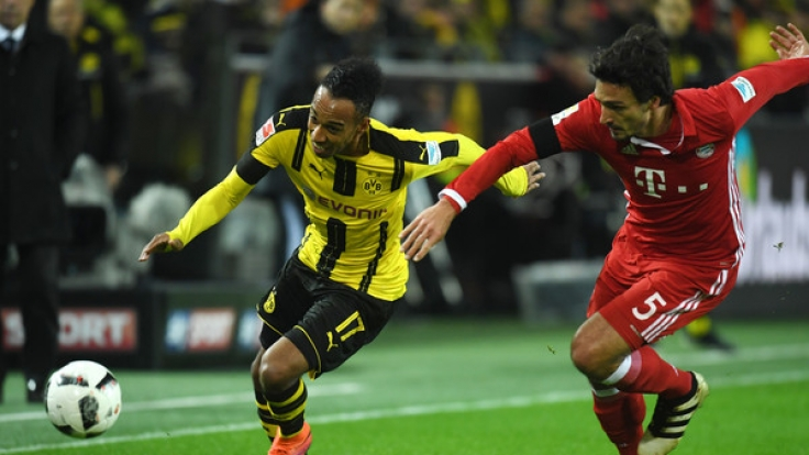 Am 11. Spieltag treffen Borussia Dortmund und der FC Bayern München in der Bundesliga aufeinander.