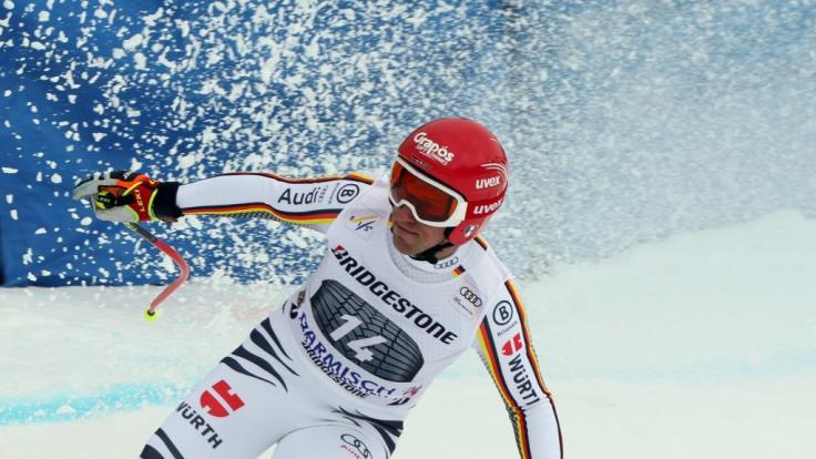 Josef Ferstl aus Deutschland. (Foto)