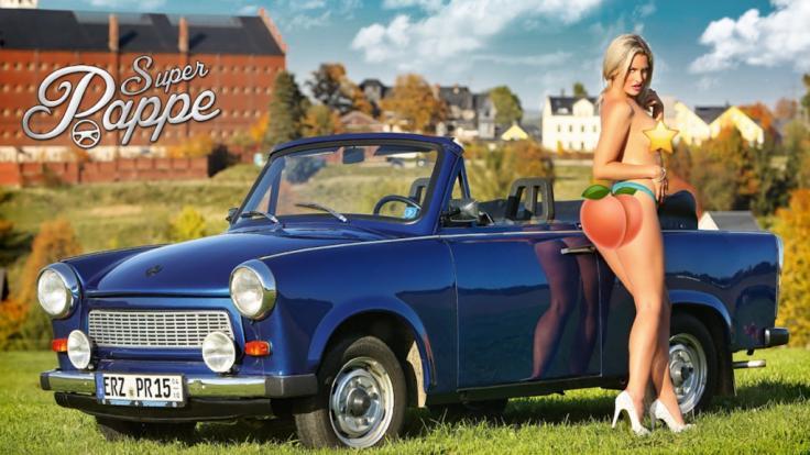 Dieses Cabrio ohne Verdeck macht Lust auf eine Spritztour. (Foto)