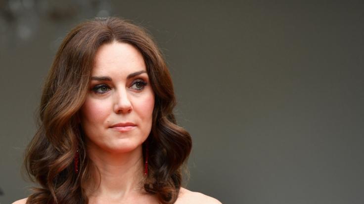 Kate Middleton ließ sich zwei Monate nicht in der Öffentlichkeit blicken. Jetzt kehrt sie zurück. (Foto)