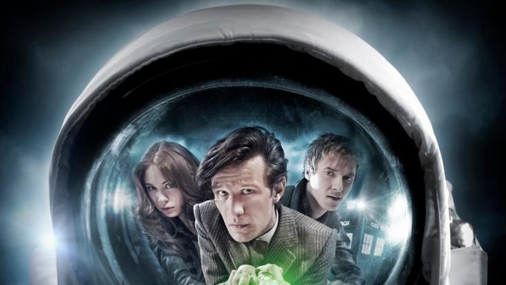 Matt Smith spielt den elften Doktor. Er ist schräg, durchgeknallt und hat eine Vorliebe für Fes-Hüte.