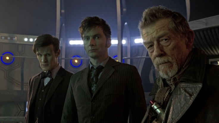 Drei Doktoren zur gleichen Zeit am gleichen Ort, das gab es seit Wiederbelebung der Serie noch nie bei «Doctor Who».