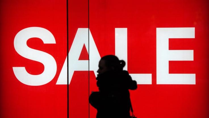 Aktuell locken viele Geschäfte mit Sonderangeboten. (Foto)