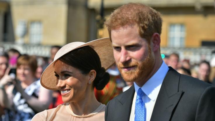 Prinz Harry nervt Meghan Markle ganz fürchterlich mit seiner Angewohnheit. (Foto)