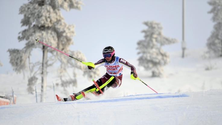 Die Wettbewerbe im Ski-Alpin-Weltcup 2019/20 gibt es in TV und Live-Stream zu sehen. (Foto)