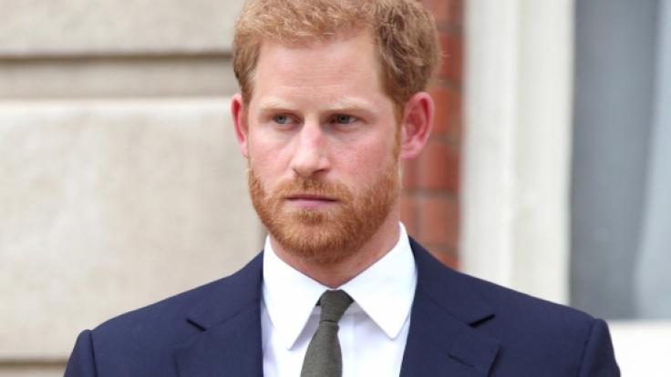 Wollte Prinz Harry tatsächlich kein Royal mehr sein? (Foto)