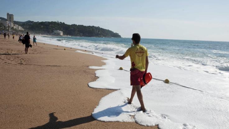 Eine Touristin wurde in Lloret de Mar vergewaltigt.