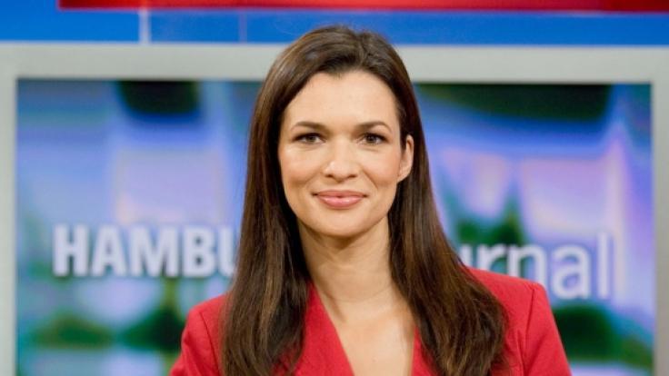 Julia-Niharika Sen gehört nach dem Abschied von Ex-Chefsprecher Jan Hofer zum Kernteam der ARD-