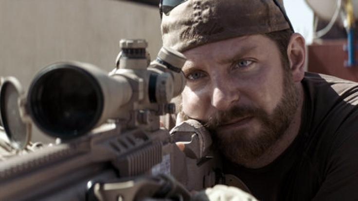Bradley Cooper spielte Chris Kyle in