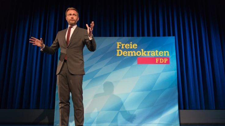 FDP-Chef Christian Lindner ist für seine Wortgewandtheit bekannt.
