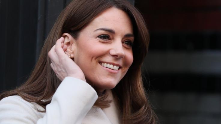 Kate Middleton hat offenbar eine ganz besondere Freundin. (Foto)