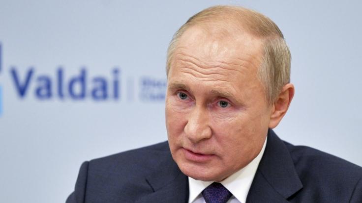 Tritt Wladimir Putin schon bald als Präsident zurück? (Foto)