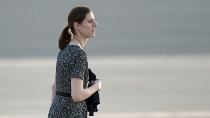 Maria Borrallo kümmert sich seit 2014 als Kindermädchen um den Nachwuchs von Herzogin Kate und Prinz William.
