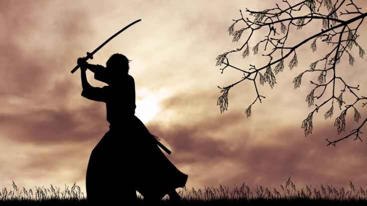 In den USA ging ein Mann mit einem Samurai-Schwert auf seine Mutter und seinen Vater los. (Foto)