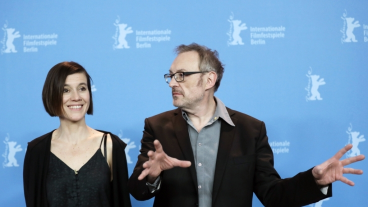 Pia Hierzegger (li.) und Josef Hader besuchten gemeinsam die Berlinale 2017.