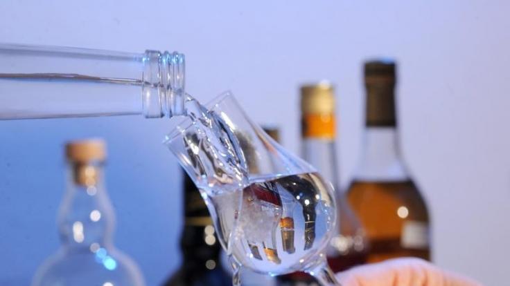 Gedächtnisproblem im Alter: Alkoholkonsum kann die Ursache sein. (Foto)