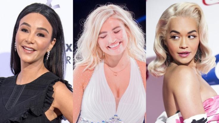 Promis wie Verona Pooth, Sarina Nowak oder Rita Ora sorgten bei Instagram für akute Schnappatmung.