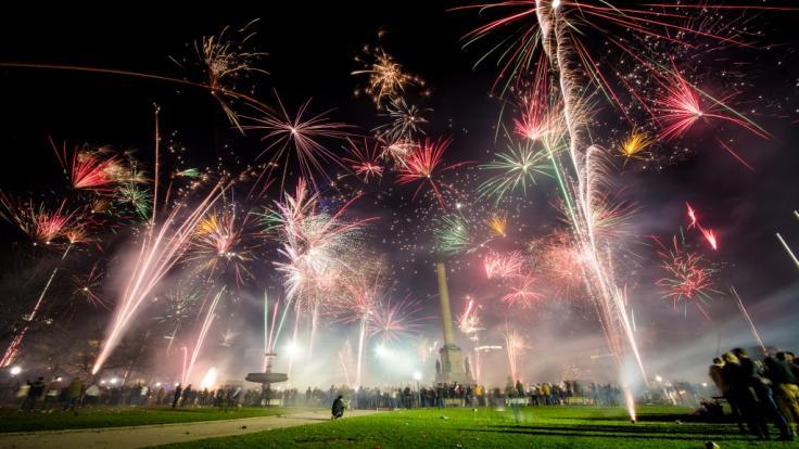 Der Hersteller Weco muss drei seiner Feuerwerk-Produkte zurückrufen. (Foto)