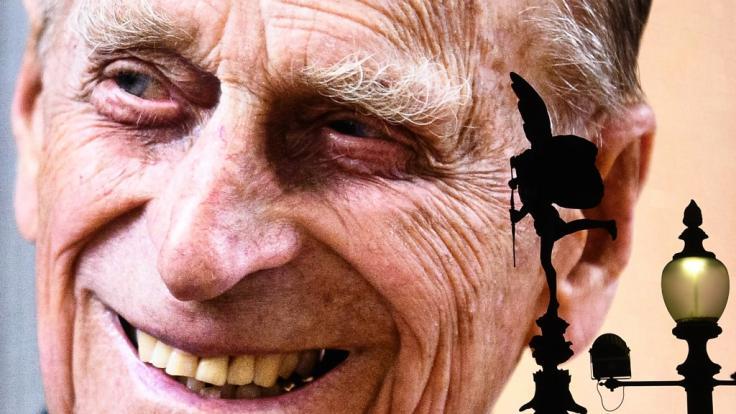Heute nimmt die Welt Abschied von Prinz Philip. (Foto)