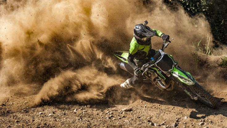 Ein verheerender Motocross-Unfall kostete Wey Zapata aus Argentinien das Leben - der Motorrad-Profi war erst 23 Jahre alt (Symbolbild). (Foto)