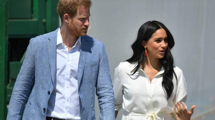 Brachten Meghan und Harry ihre Brautkinder in Gefahr?