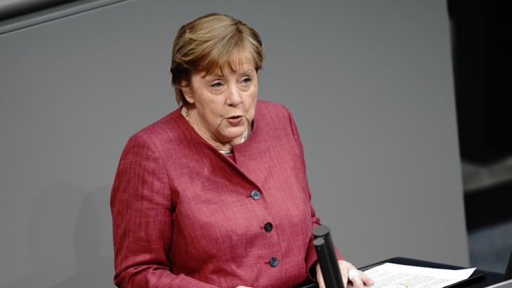 Welche neuen Corona-Regeln beschließt Angela Merkel mit der Bundes-Notbremse. (Foto)