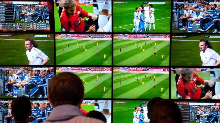 So sehen Sie die Spiele der dritten Fußball-Liga live. (Foto)