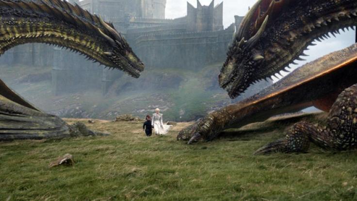 """Filmszene aus """"Beyond the Wall"""" der siebten Staffel der Kultserie """"Game of Thrones"""". (Foto)"""