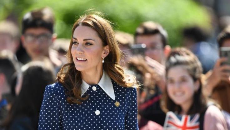 Ist Herzogin Kate bald wieder schwanger?