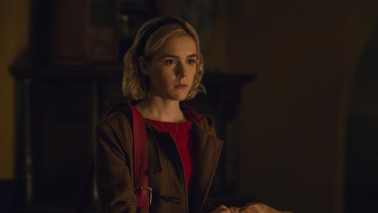 """Chilling Adventures of Sabrina"" startet am 26.10.2018 bei Netflix. (Foto)"