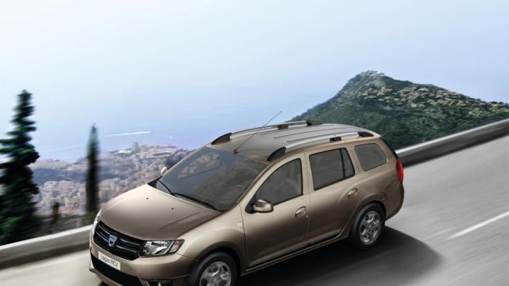 «Billig-Autos» machen Spaß und schonen das Portemonnaie. Bei den Kampfpreis-Modellen unter 10.000 Euro liegt der Dacia Logan MCV weit vorn. Doch reicht es für den Sieg?