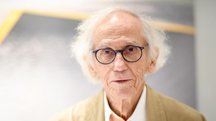 Verhüllungskünstler Cristo ist mit 84 Jahren gestorben.