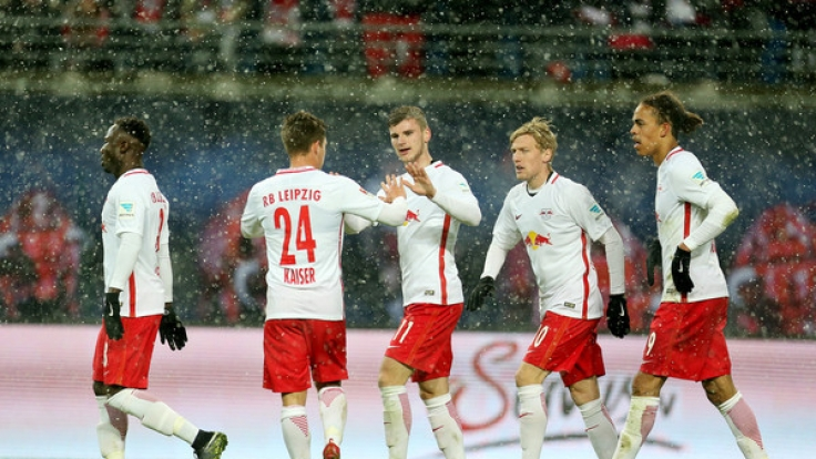 Rb Leipzig Spiel Heute Ergebnis
