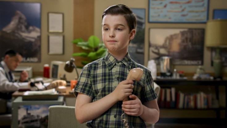 Pro7 Young Sheldon