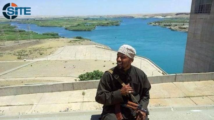 Denis Cuspert alias Deso Dogg alias Abu Talha al-Almani.