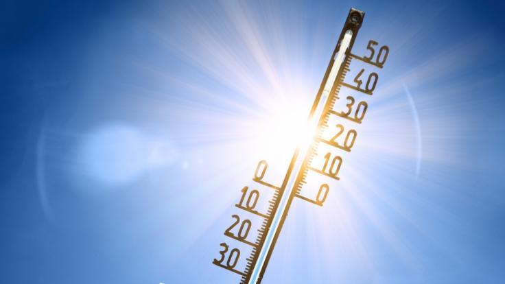 Der Mai endet mit sommerlichen Temperaturen über 30 Grad.