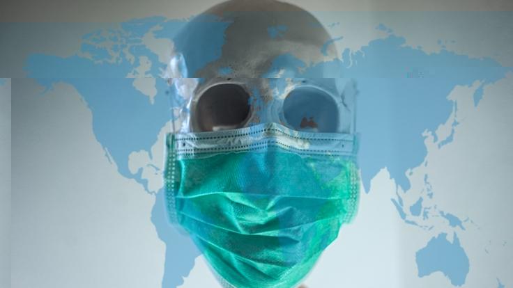 115.000 Pflegekräfte sollen durch das Coronavirus gestorben sein. (Foto)