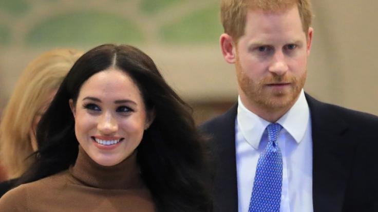 Nach ihrem Abschied vom britischen Königshaus haben Meghan Markle und Prinz Harry ihre Zelte in Kalifornien aufgeschlagen. (Foto)