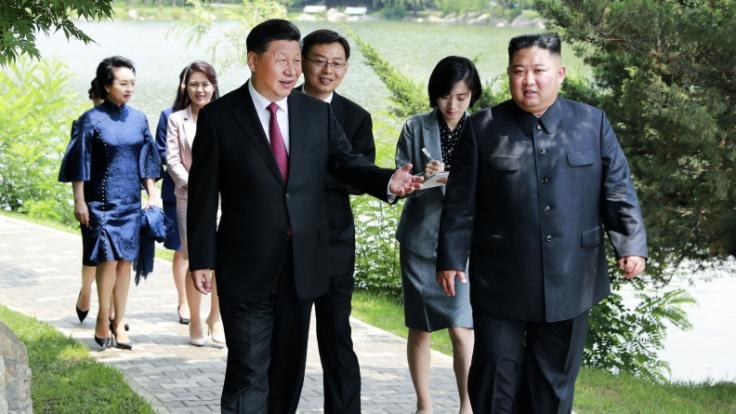 Könnte wegen Nordkorea oder China ein neuer Weltkrieg ausbrechen? (Foto)