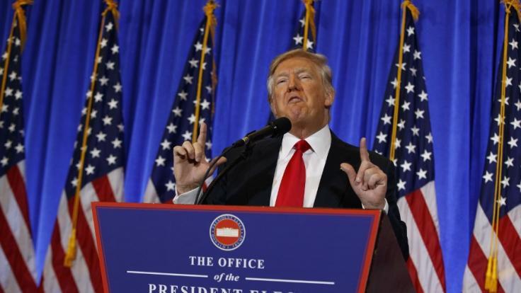 Ist Donald Trump der nächste Antichrist? (Foto)