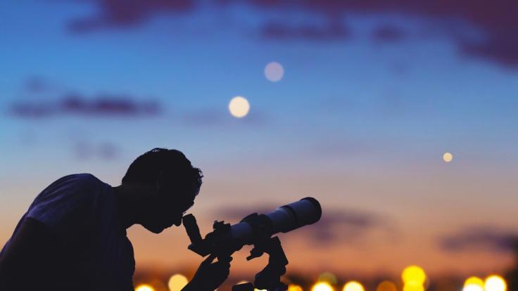 Im Juni dürfen sich Hobbyastronomen auf einige Highlights freuen.