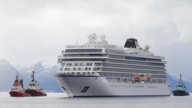 Viking Sky: Passagiere werden entschädigt