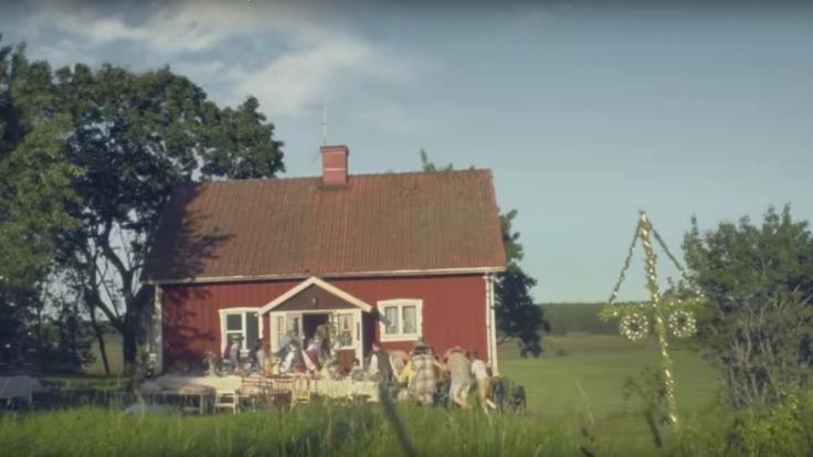 Nicht nur in Schweden feiern die Menschen Midsommar. (Foto)