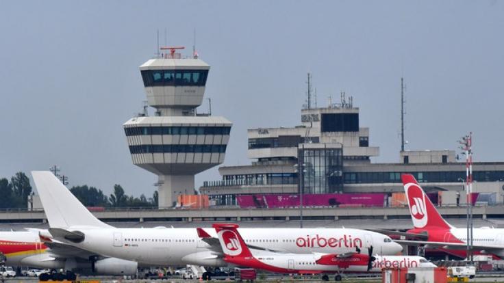 Bis 15. September werden Kaufangebote für die insolvente Fluggesellschaft Air Berlin angenommen. (Foto)