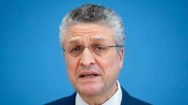 Lothar H. Wieler, Präsident des Robert-Koch-Institut (RKI) (Foto)