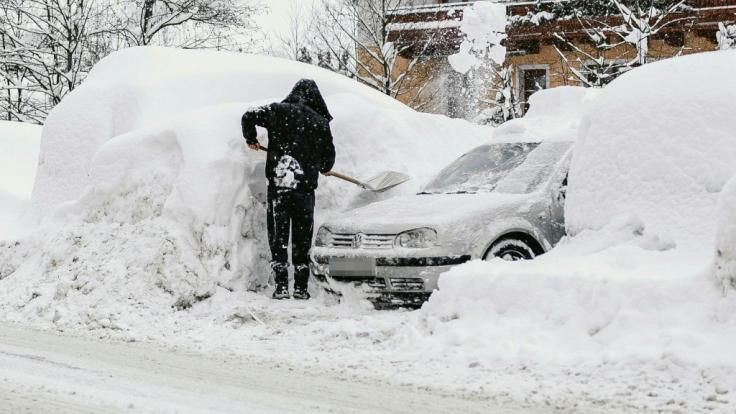 Schnee In Deutschland Aktuell