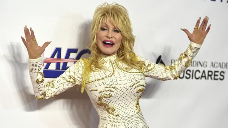 "Dolly Parton will in den ""Playboy"". (Foto)"